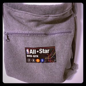 2015 NBA All Star bag